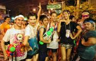 Thailand Bangkok Thai New year 02
