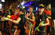 Thailand Bangkok Thai New year 07